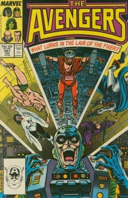 Avengers 287