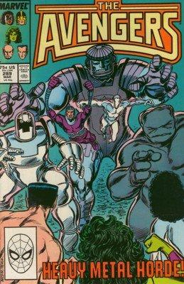 Avengers 289