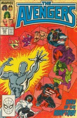 Avengers 290