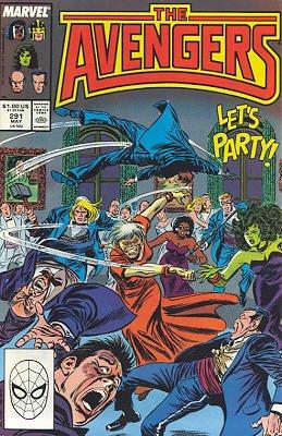 Avengers 291