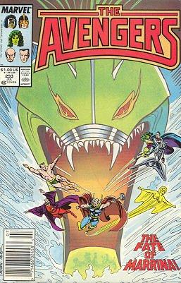 Avengers 293