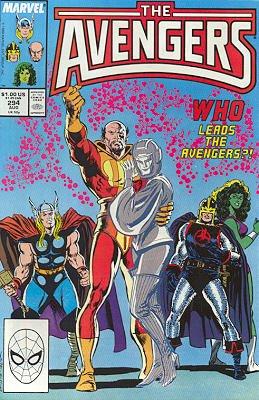 Avengers 294