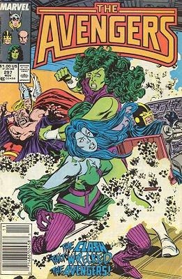 Avengers 297