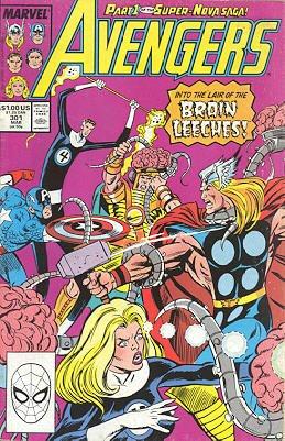 Avengers 301