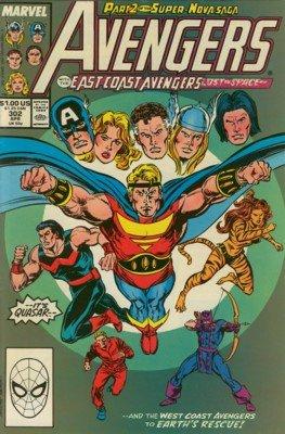 Avengers 302