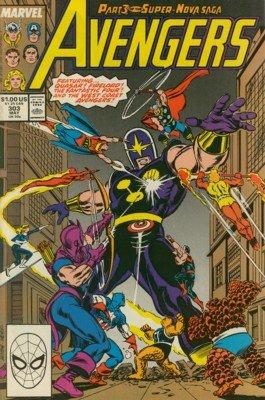 Avengers 303