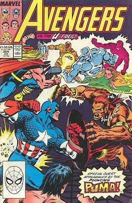 Avengers 304
