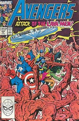 Avengers 305