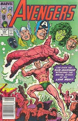 Avengers 306