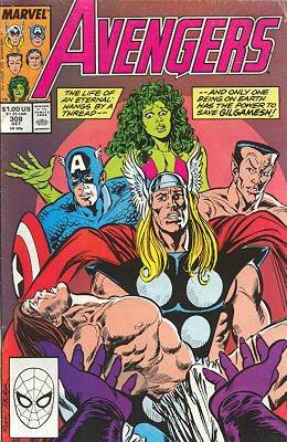 Avengers 308
