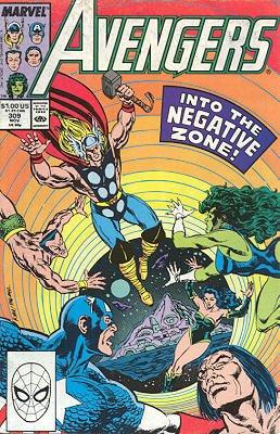 Avengers 309