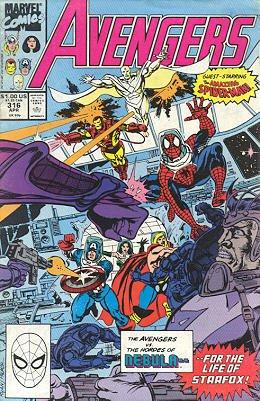 Avengers 316
