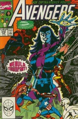Avengers 318