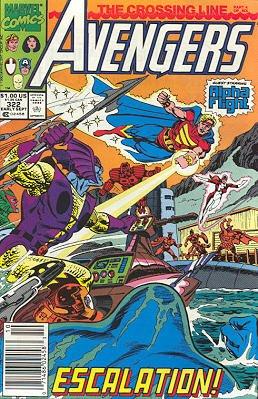 Avengers 322