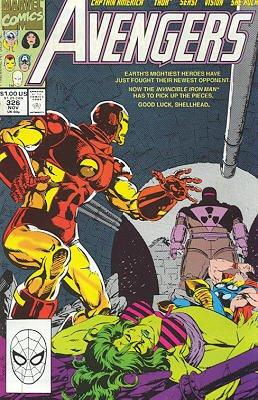 Avengers 326