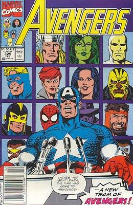 Avengers 329