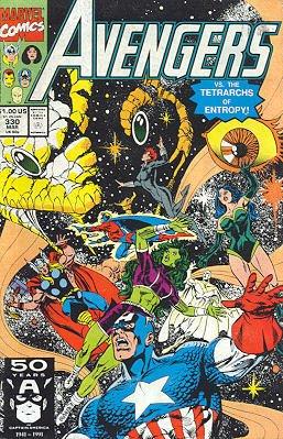 Avengers 330