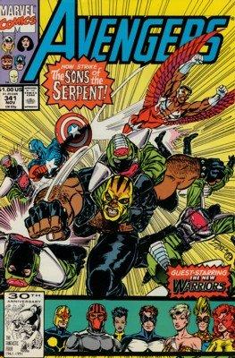 Avengers 341