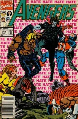 Avengers 342