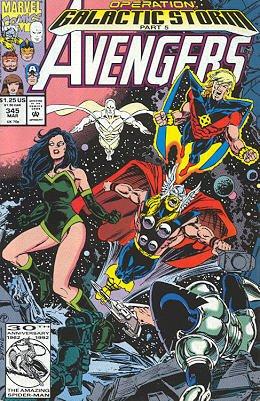 Avengers 345