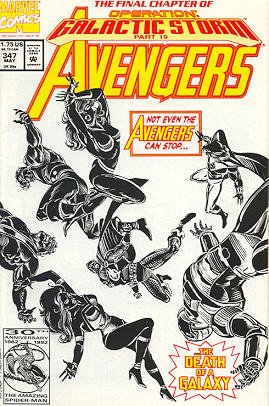 Avengers 347