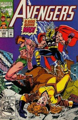 Avengers 349