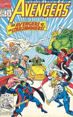 Avengers 350