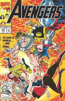 Avengers 359