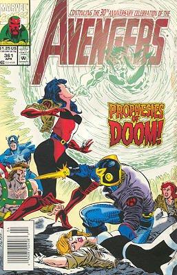 Avengers 361