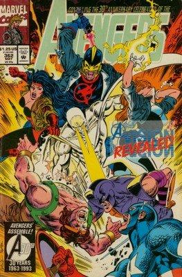 Avengers 362