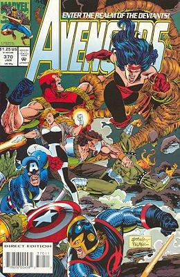 Avengers 370