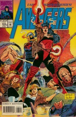 Avengers 373