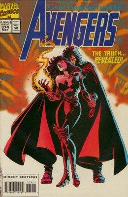 Avengers 374