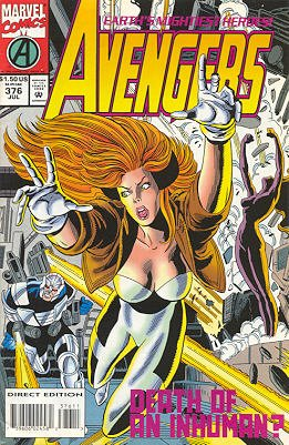 Avengers 376