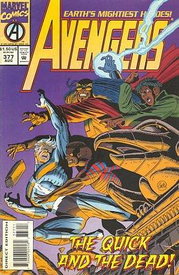 Avengers 377