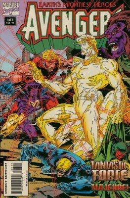 Avengers 383