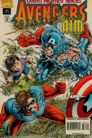 Avengers 387