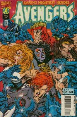 Avengers 389