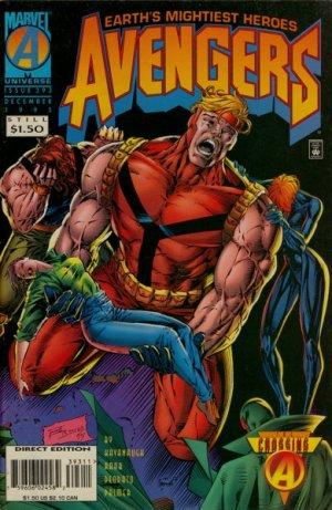 Avengers 393