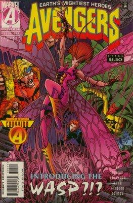 Avengers 394