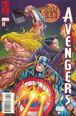 Avengers 396
