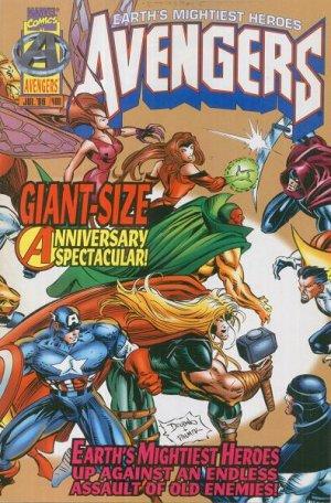 Avengers 400