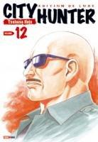 couverture, jaquette City Hunter 12 ULTIME (Panini manga) Manga