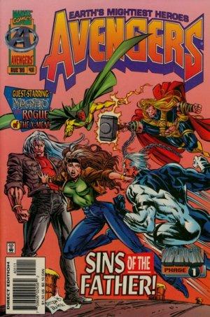 Avengers 401