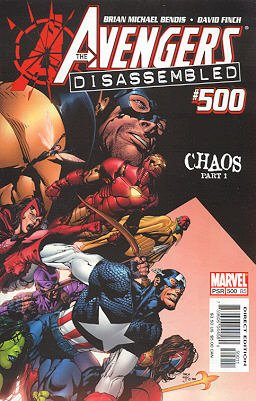 Avengers édition Issues V1 Suite (2004)