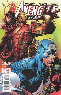 Avengers # 501 Issues V1 Suite (2004)