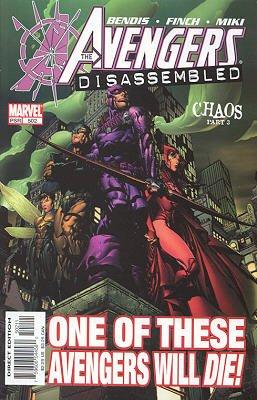 Avengers # 502 Issues V1 Suite (2004)