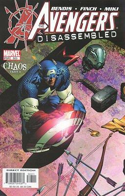 Avengers # 503 Issues V1 Suite (2004)