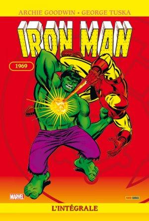 Iron Man # 1969