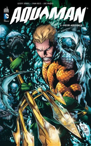 Aquaman édition TPB hardcover (cartonnée) - Issues V7